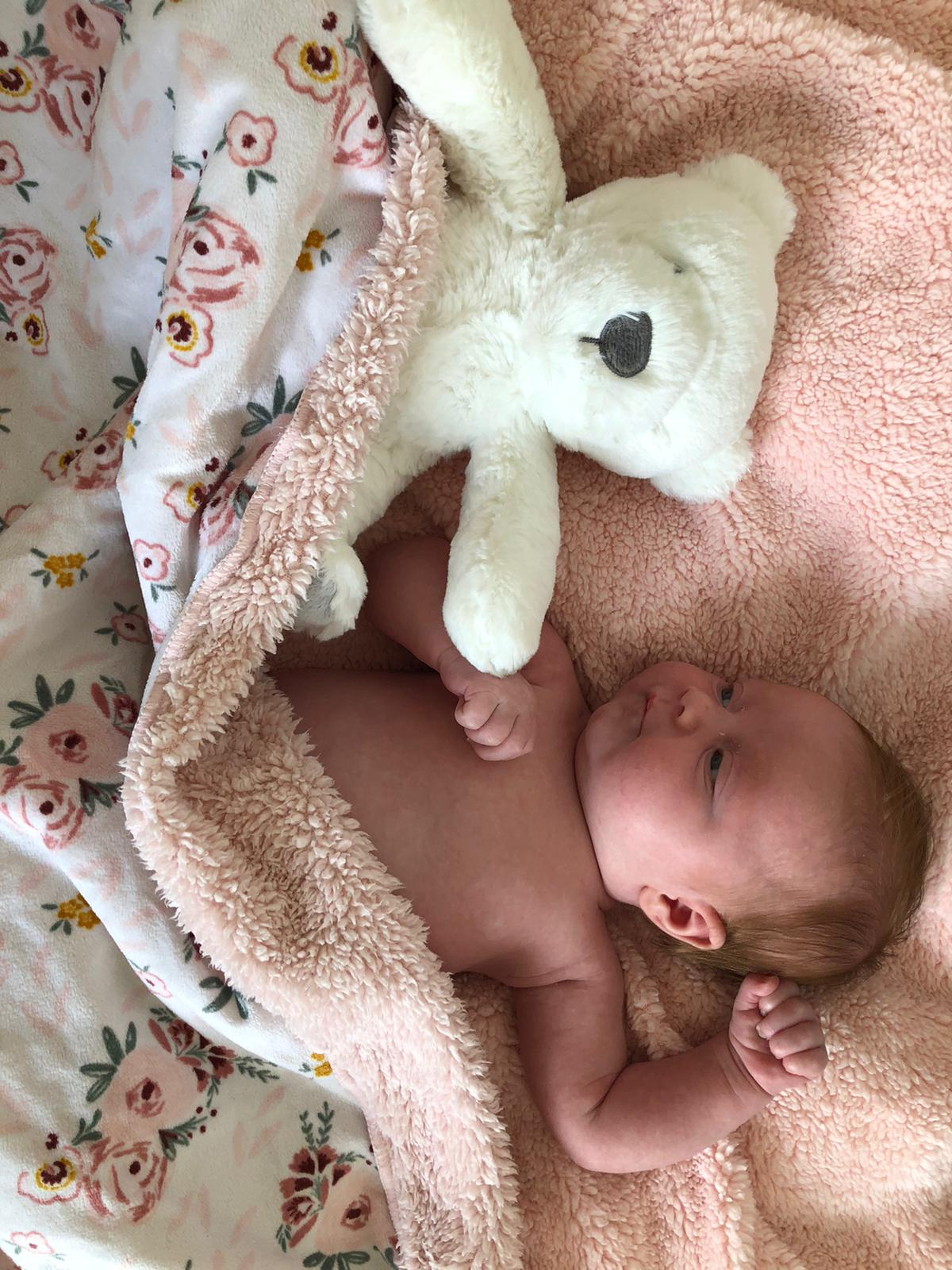 York Press: Beautiful baby Orla-Rose Daniel was born to parents Sarah Knowles and Andy Daniel  of Wheldrake on March 30. Orla is a  sister for Daisy-May.  Here she is at 20 days old.