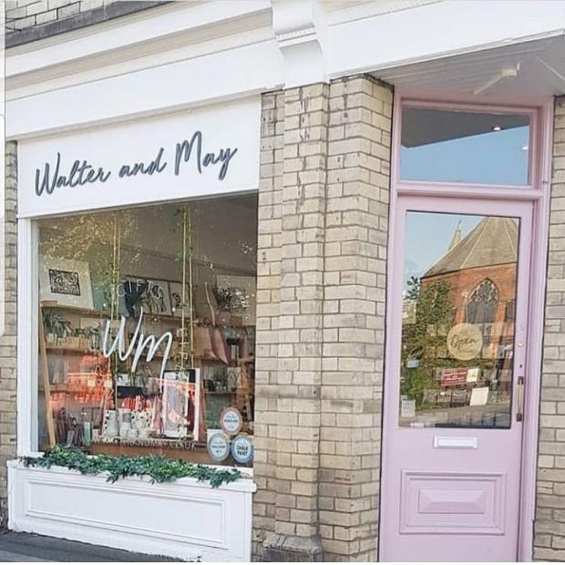 York Press: The Walter and May shop. Picture: Walter and May on Facebook