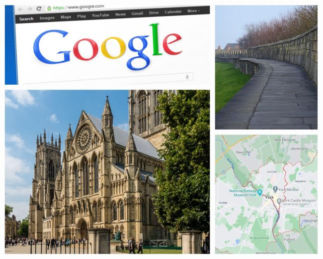 Answering the web's most searched questions about York (Photo: Geograph/ Google Maps)