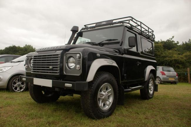 Campaign launched to protect Land Rovers following thefts