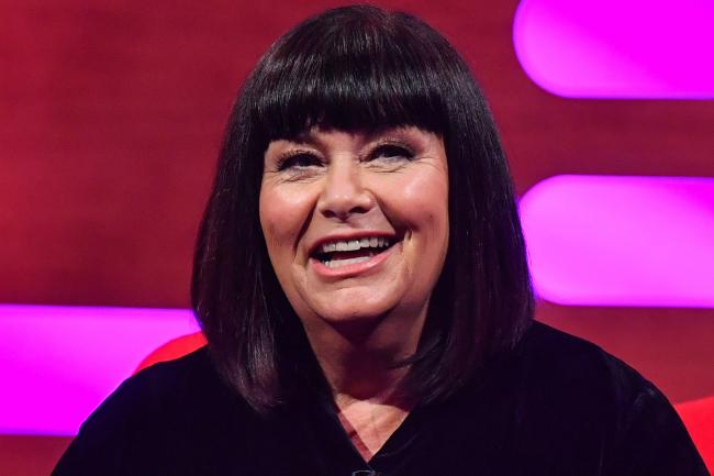 The Vicar Of Dibley In Lockdown star Dawn French