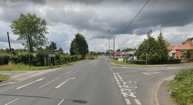 The A1079 near the junciton with Common Road. Picture: Google Maps