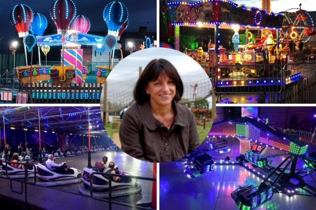 Janice Dunphy, of Web Adventure Park which was featured on BBC's Panorama Business on the Brink.