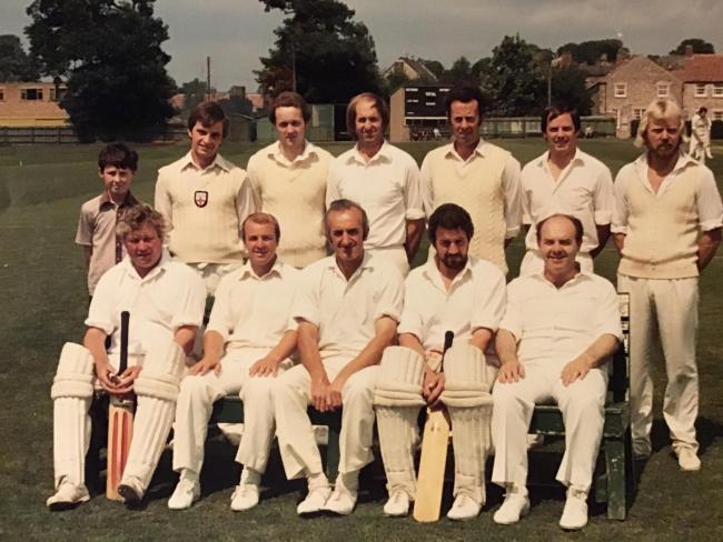 PICKERING CRICKET CLUB 1980