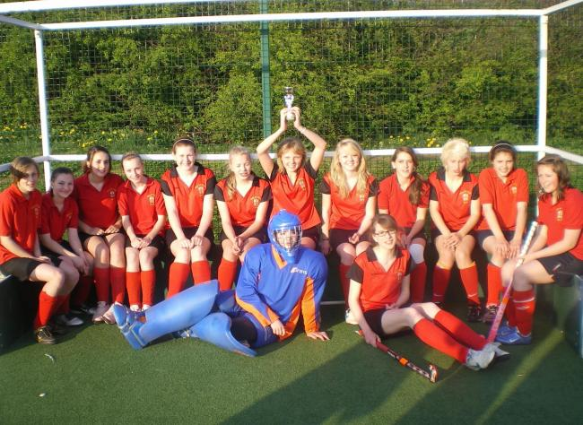 CITY OF YORK HOCKEY CLUB U14 2009