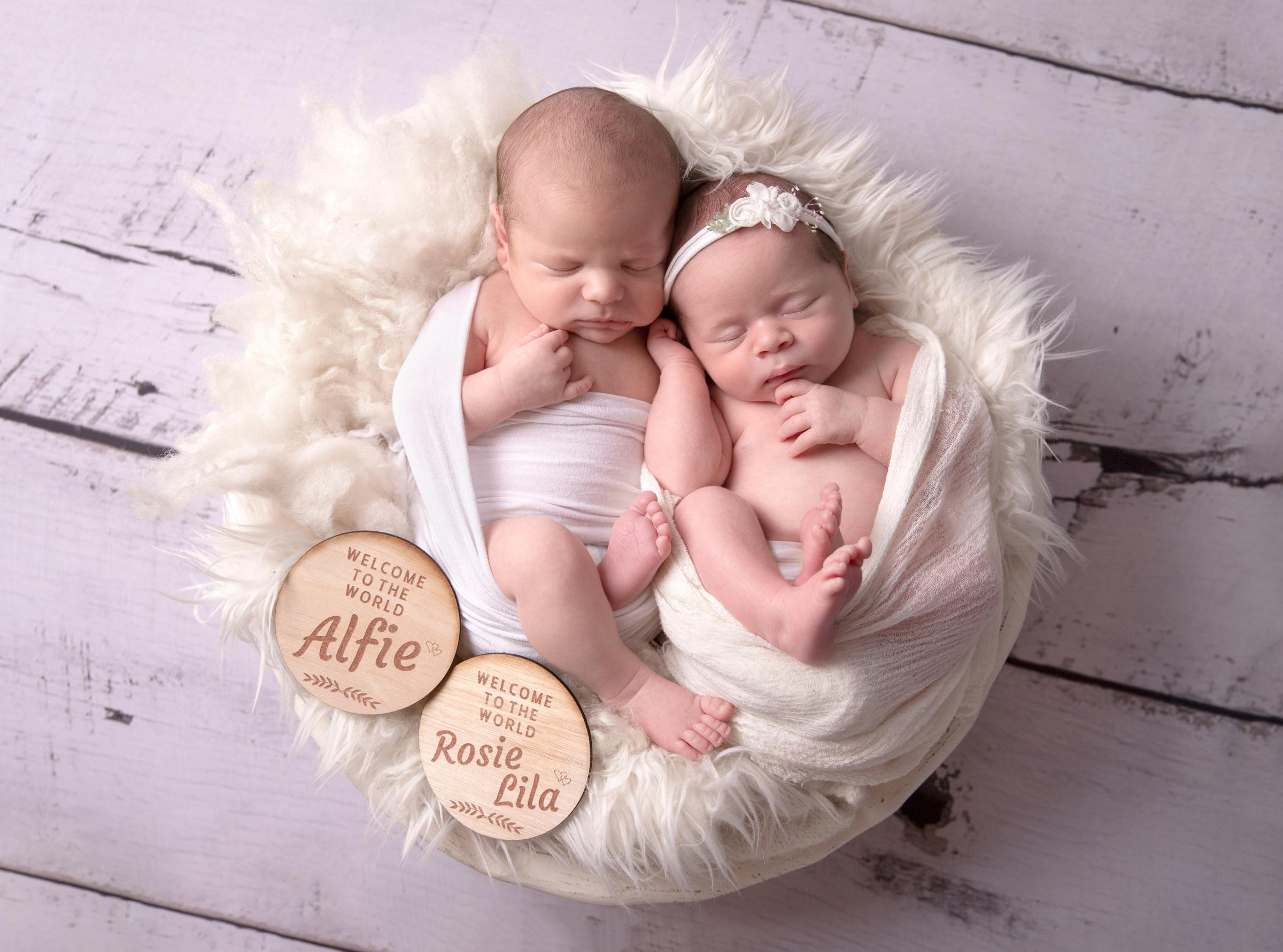 York Press: Twins Alfie and Rosie-Lila Carling were born on November 16  at York Hospital  at 36+6 , weighing 7lb 3oz and 7lb 4oz. Parents are  Daniel Carling and Rachael Parry of Holgate, York.