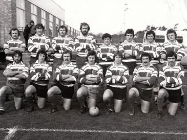 1975 York Railway Institute Rugby Union team