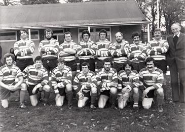 1976 York Railway Institute Rugby Union team