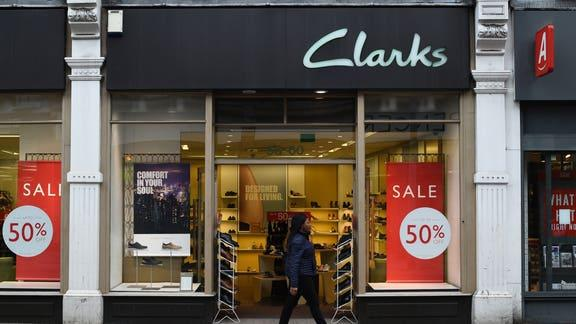 Clarks announce new promotion after scrapping free school shoes replacement. (PA)