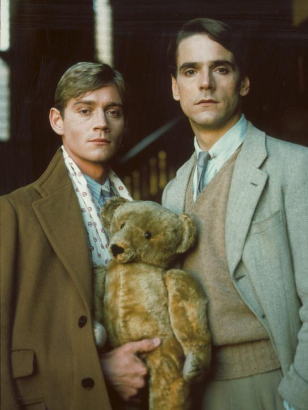 York Press: Brideshead Revisited filmed at Castle Howard in 1981 with Anthony Andrews as Sebastian Flyte and Jeremy Irons as Charles Ryder