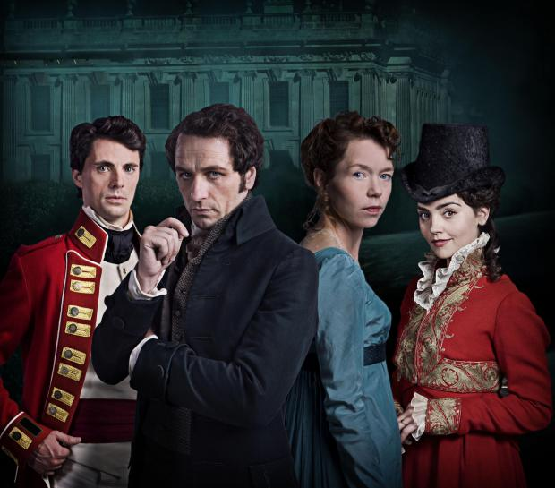 York Press: Death Comes to Pemberley, also filmed at Castle Howard