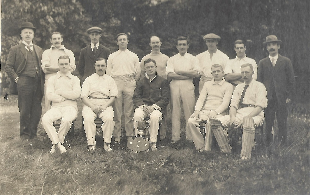 HEWORTH CC 1919