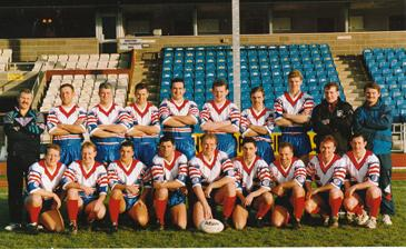 British Police ARL Team