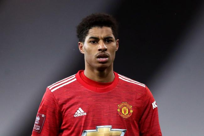Marcus Rashford has called on social media companies to stop online abuse