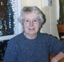 Dora May MOVERLEY