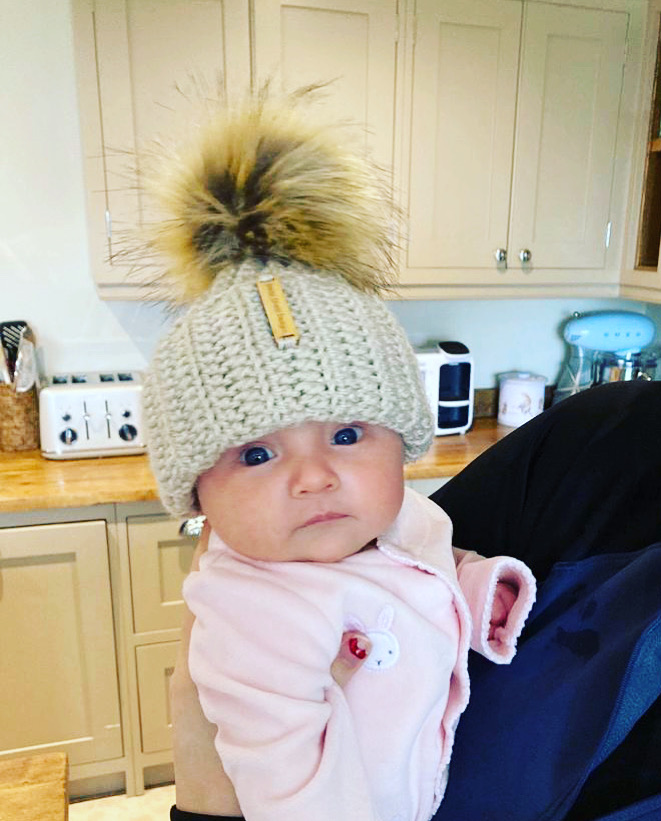 York Press: Poppy Jane Daniel born on 20th December 2020 weighing 6lb1oz to Robert & Sophie Daniel of Stillingfleet, York. Born at York Hospital, Poppy was the best Christmas present we could have wished and would like to thank all the staff at York Maternity ward for her safe arrival.
