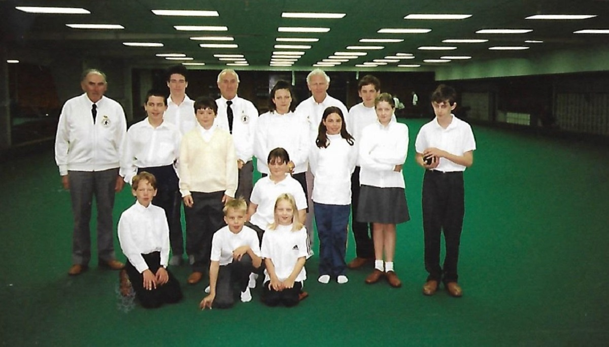 YORK AND DISTRICT INDOOR BOWLING CLUB 1998