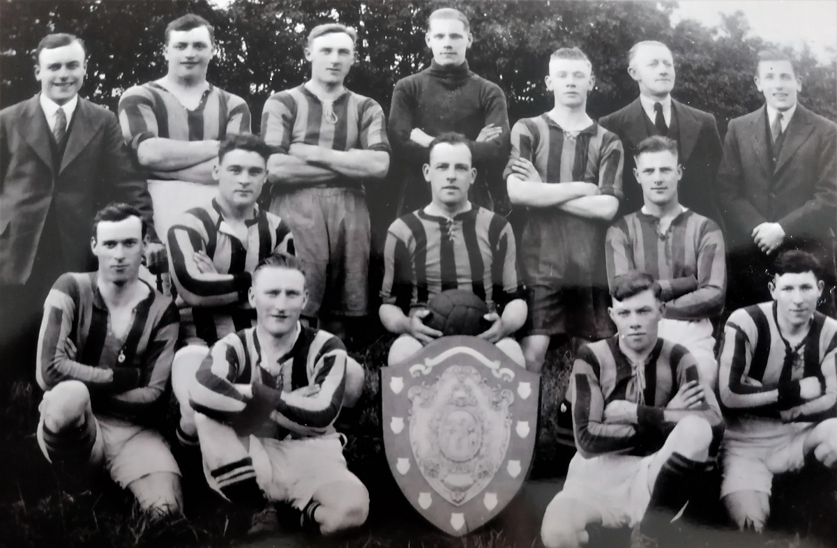 HUNTINGTON ROVERS 1928