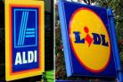 Aldi and Lidl middle aisles: The best deals you will find this weekend. (PA)