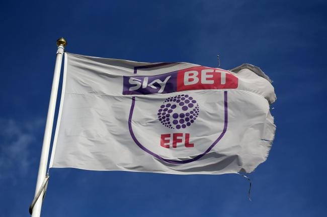 The Sky Bet Championship play-off final will take place on May 29