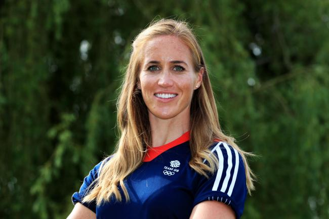 Helen Glover File Photo