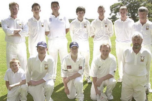 LOCKTON CRICKET TEAM 2003