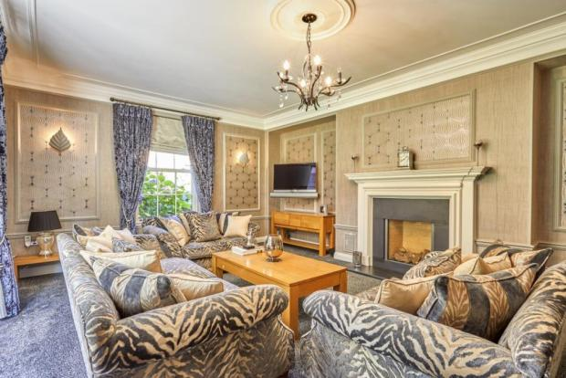 York Press: Living area. Photo taken from Croft Estate Agents/Rightmove