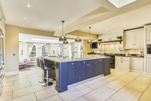 York Press: The kitchen. Photo taken from Croft Residential/Rightmove