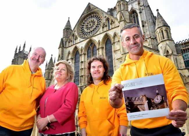 York project has social impact worth over £180,000 as homeless find new lives as tour guides
