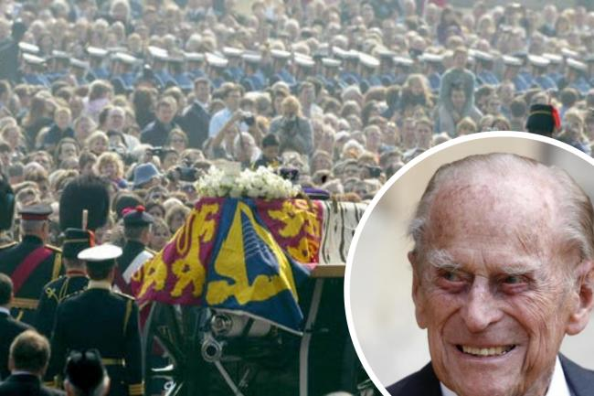 Prince Philip funeral: details confirmed in line with his wishes. (PA)