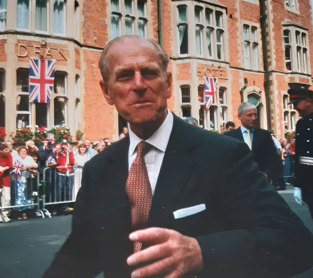 York Press: In 2000, the Queen and Philip visited York. I got up early and queued 3hrs to see the Queen only for her to walk the opposite side of the street! When Philip reached me in the crowd and I tried to hand him my bouquet l, he looked very baffled, but took the flowers and walked them over to the Queen for me!
