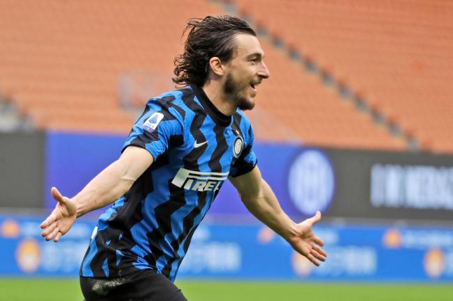 Matteo Darmian scored the only goal for Inter Milan against Cagliari