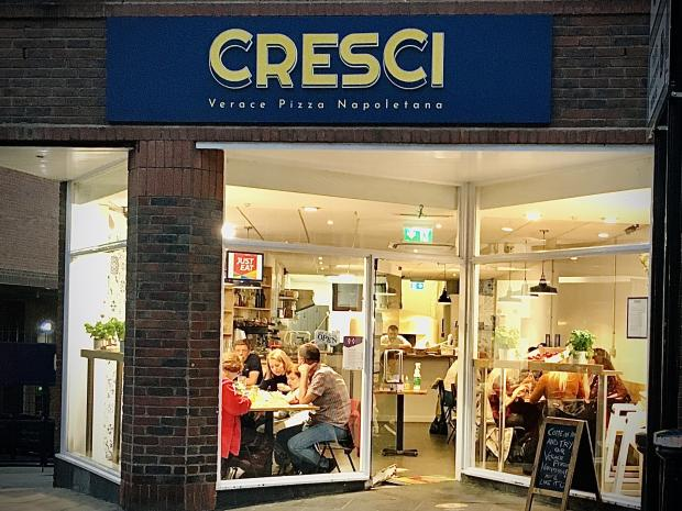 York Press: Cresci in Piccadilly, York