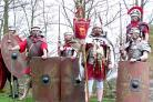 Romans will be battling the Celts in Malton in the two-day festival over the May bank holiday  weekend