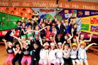 Youngsters who took part in the talent show at Forest Of Galtres School. Picture: Jo Tomlinson