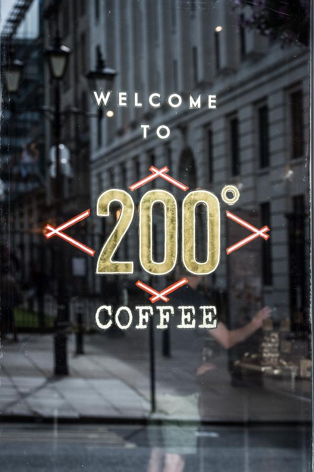 York Press: 200 Degrees opened to the public yesterday