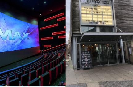 Cineworld and City Screen cinemas York raise ticket prices