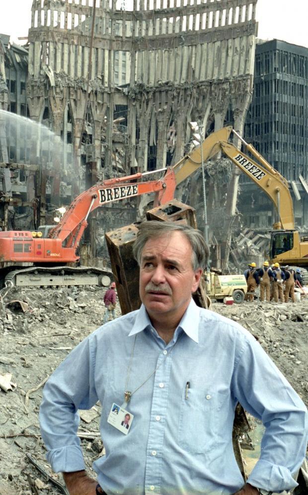 York Press: Paul Berriff interviews Ground Zero