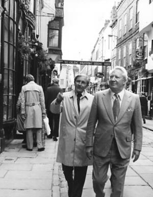 إدوارد هيث .... رئيس وزراء بريطانيا السابق ?type=display