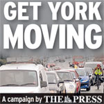 Get York Moving campaign logo