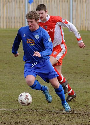 Liam Salt Return Lifts Pickering Town For Fa Vase Battle At Staveley