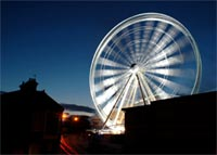 The Yorkshire Wheel celebrates its first birthday