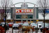 PC World store at Monks Cross