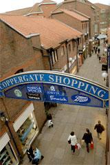 The Coppergate Centre has been sold to LaSalle, an American-owned company