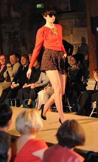 Fashion City York in the Guildhall