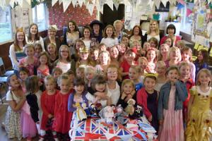Royal wedding celebration pictures continue to flood in