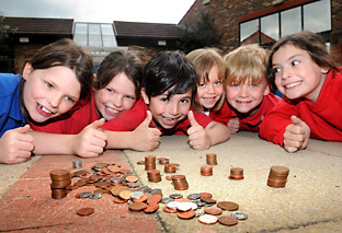 Acomb Primary School Pupils Raise Money Towards New Playground