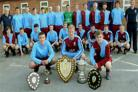 Dringhouses FC  captains, their teams and their trophies from the 2010/11 season
