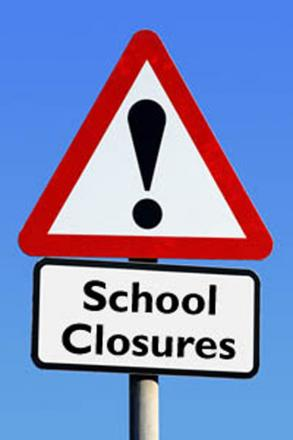 Latest school closures for Thursday
