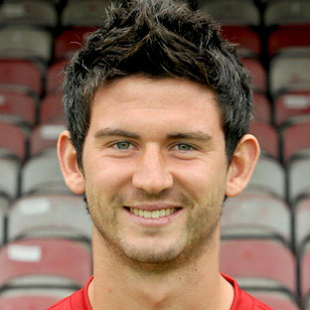 York City's Paddy McLaughlin